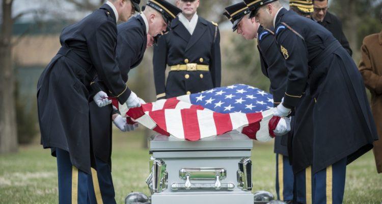 military funeral veteran funeral bensenville